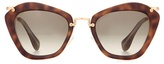 Miu Miu Cat-eye sunglasses