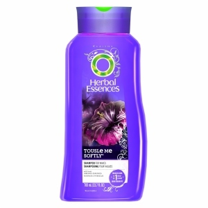 Herbal Essences Tousle Me Softly Shampoo for Waves, Mangosteen