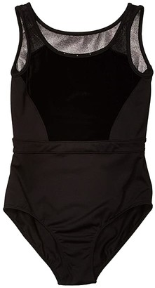 Bloch Mesh Back Tank Leotard (Toddler/Little Kids/Big Kids)