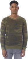 Alternative Champ Printed Eco-Fleece Sweatshirt