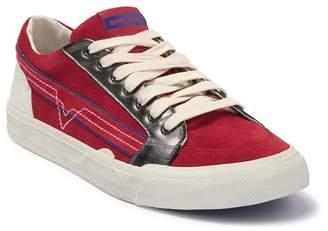 Diesel Grindo Suede Sneaker