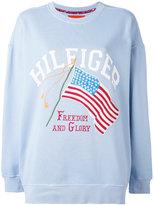 Tommy Hilfiger 'freedom and glory' sweatshirt
