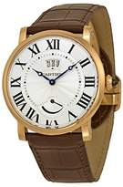 Cartier Rotonde de Dial 18kt Rose Gold Men's Watch W1556252