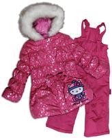 Hello Kitty Girls' 2-Piece Snowsuit