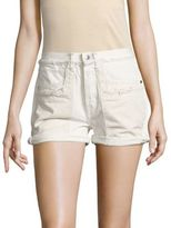 Helmut Lang Inside Out Rolled Shorts