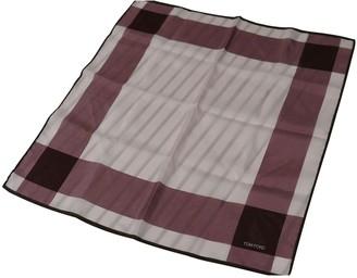 Tom Ford Pink Silk Scarves & pocket squares