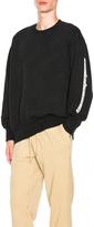 YEEZY Season 4 Boxy Crewneck Sweatshirt