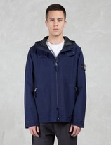 Stone Island 43129 Hooded Waterproof Jacket