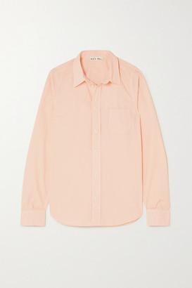 Alex Mill Cotton-poplin Shirt - Blush