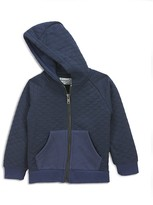 Sovereign Code Infant Boys' Diamond Quilted Hoodie - Sizes 12-24 Months