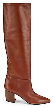 Prada Women's Tall Leather Boots