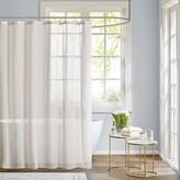 Madison Home USA Lydia Sheer Shower Curtain