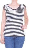 Michael Kors Striped Cotton top Size M
