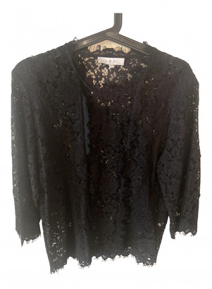 IRO Black Lace Tops