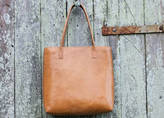 Nkuku Tanned Leather Shopper