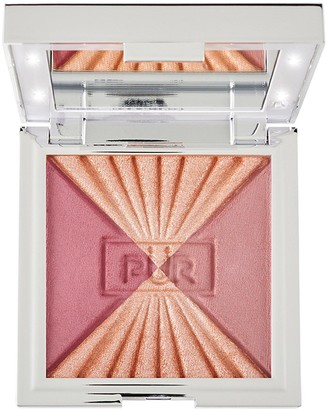 Pur Out of the Blue 3-in-1 Vanity Blush Palette- Beam of Light (Light)