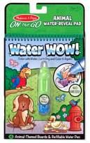 Melissa & Doug Water Wow No-Mess Animal Coloring Book