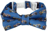 Andy & Evan Blue Race Car Bowtie (Baby) - Navy - 0-24 Months