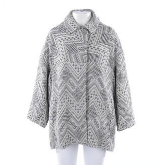 Essentiel Antwerp Grey Cotton Jackets