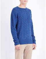 Tommy Hilfiger Crewneck Wool-blend Jumper