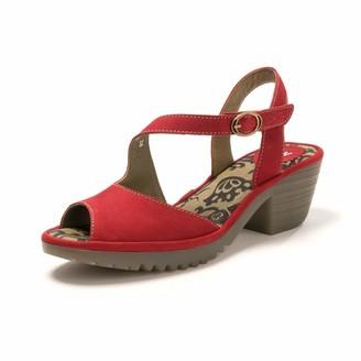Fly London Women's WYNO023FLY Open Toe Sandals