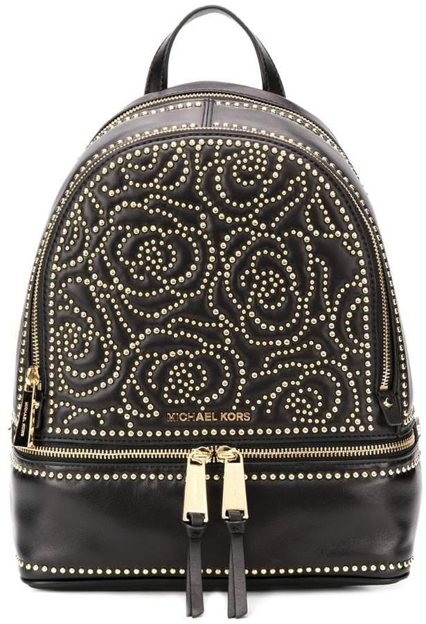 818a55915e87 Michael Michael Kors Floral Bag - ShopStyle