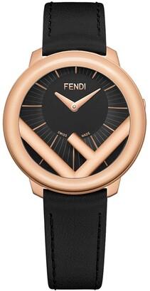Fendi Run Away 36mm watch
