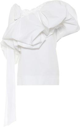 Valentino Cotton-blend top