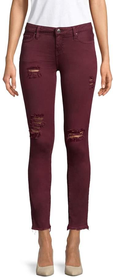 IRO Women's Jarod Distressed Skinny Jeans