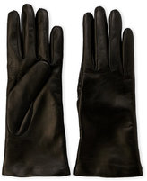 Portolano Cashmere Lined Leather Gloves