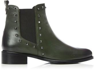 Moda In Pelle Kiree Green Leather