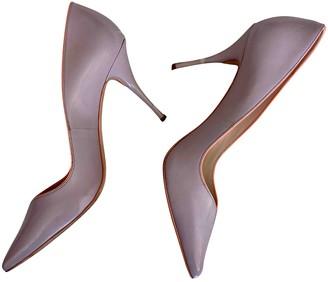 Sophia Webster Purple Patent leather Heels