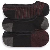 Nordstrom Men's 3-Pack Cushioned No-Show Socks