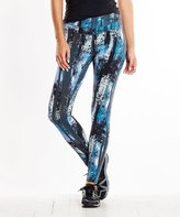 Lucy Blue Woodsy Leggings