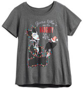 Disney Maleficent Holiday T-Shirt for Women - Plus Size