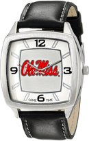 Game Time NCAA Men's COL-RET-MIS Retro Series Mississippi Rebels Watch