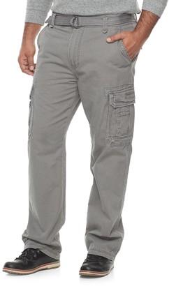 UNIONBAY Big & Tall Survivor Cargo Pants