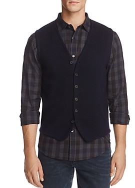 The Men's Store at Bloomingdale's Merino Wool Vest - 100% Exclusive