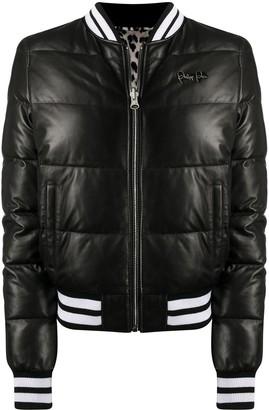 Philipp Plein Reversible Puffer Jacket