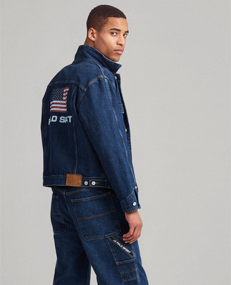 Ralph Lauren Limited-Edition Denim Jacket