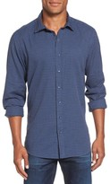 Rodd & Gunn Men's Kennington Regular Fit Gingham Sport Shirt