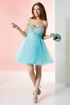 Alyce Paris - 1064 Dress In Misty Turquoise