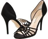Caparros Caterina (Black/Clear) - Footwear