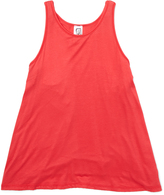 Erge Coral Ribbed Swing Tank