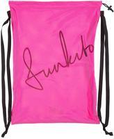 Funkita Still Pink Mesh Gear Bag 8148437