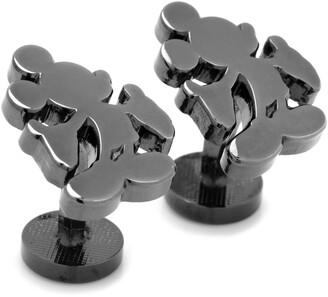 Cufflinks Inc. Mickey Mouse Silhouette Cuff Links