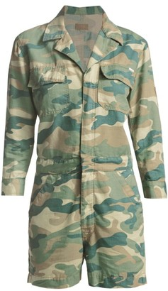 Mother Camouflage Fixer Romper