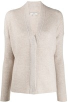 Vince ribbed relaxed-fit cardigan
