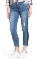 Wit & Wisdom Women's Side Stripe Ankle Jeans