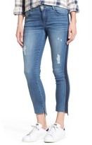Women's Wit & Wisdom Side Stripe Ankle Jeans